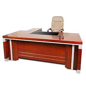 Büromöbel Bueroausstattung Büro Kirschholz Echtholz Chef ...