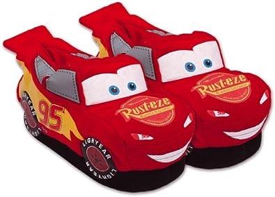 Disney Pixar Disney Cars Hausschuhe Lightning McQueen
