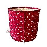 Folding bathtub Adult Household Folding Plastic Bath Barrel with Lid Insulation Bath Bathroom Fumigation Bucket Ladies Milk Bath Gift (Color : Red, Size : 6570cm)