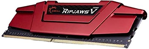 G.Skill Ripjaws V Series 32GB (2 x 16GB) 288-Pin DDR4 SDRAM DDR4 3000 (PC4 24000) Desktop Memory Model F4-3000C15D-32GVR