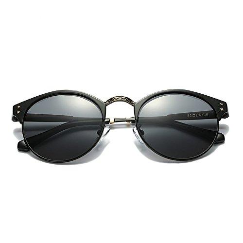 De Protección De Gafas Hombre Uv400 Polarizadas Gafas Sol Sol De Gafas Guía TIANLIANG04 De Aluminio xROw7O