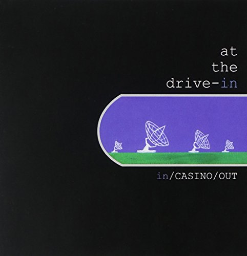 CD : At the Drive-In - In Casino Out (CD)