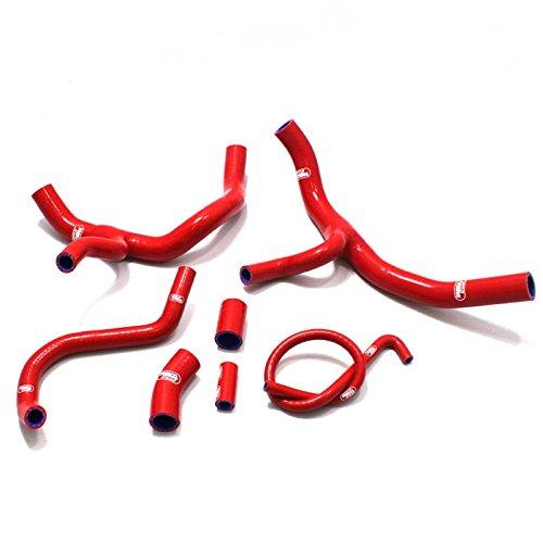 (SAMCO Silicone Coolant Hose Kit CBR 1000 RR Fireblade Y Piece Race Design 2012-2018)