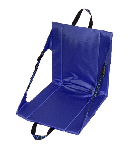 Crazy Creek Original Chair - The Original Lightweight Padded Folding Chair - Royal Blue