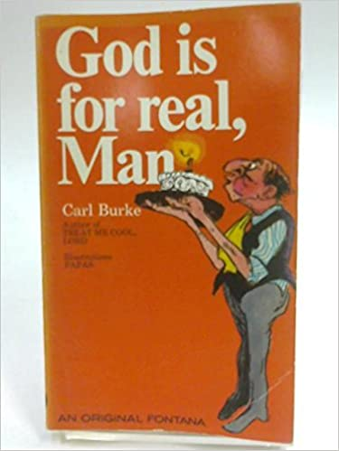 Book God Is For Real Man