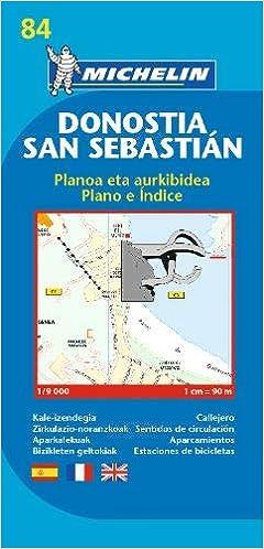 En savoir plus sur ce plan de Saint Sébastien en Espagne...