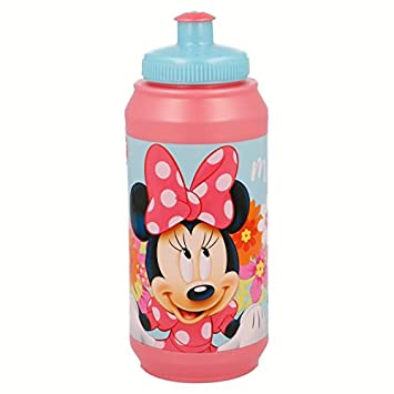 Botella Sport REFRESCO 430 ML. Minnie Mouse Bloom