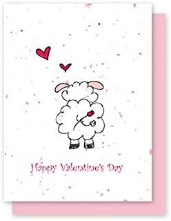 product image for Grow A Note® Valentine Day Ewe 4-Pack