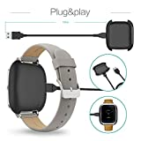 TUSITA Charger for Asus ZenWatch 1st WI500Q - USB