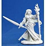 Reaper Lysette, Female Elf 77076 by Miniatures