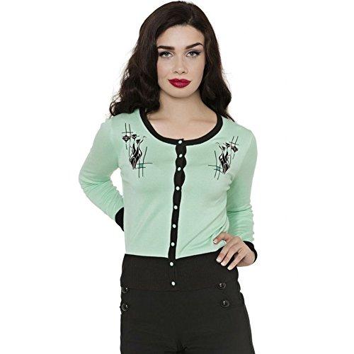 womens-voodoo-vixen-katherine-minty-kitty-cardigan-green-xl