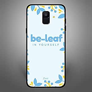 Samsung Galaxy A6 Be leaf in yourself