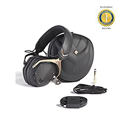 V-Moda Crossfade II Wireless Over-Ear Headphone Rose Gold with 1 Year Free Extended Warranty