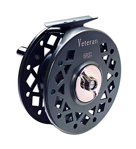 TICA G-Series Veteran Large Arbor Fly Reel