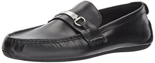 Cole Haan Men's Summers Bit Driver Loafer, Black Leather, 11 Medium US