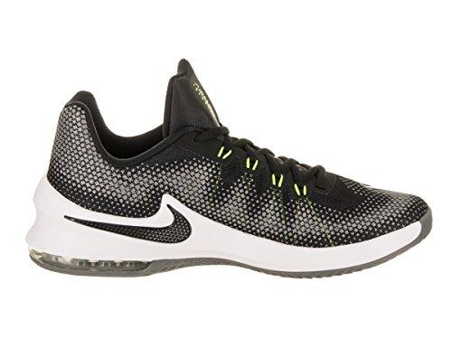 Nike Air Max Infuriate Low 852457005 schwarz halbschuhe