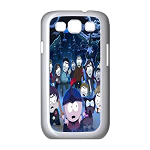 Samsung Galaxy S3 9300 Cell Phone Case White South Park Phone Case Cover Customized Plastic XPDSUNTR20254