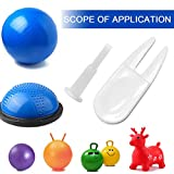 XIECCX 12Pcs Exercise Ball Plug with Stopper