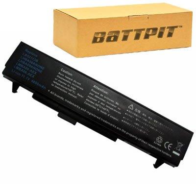 Battpit Recambio de Bateria para Ordenador Portátil LG LB52113D (4400 mah): Amazon.es: Informática