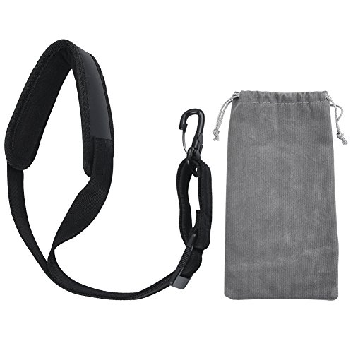 Saxophone Neck Strap, Irich Adjustable Harness Belt for sale  Delivered anywhere in USA