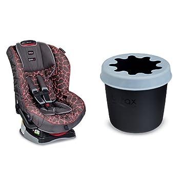 Britax Marathon G41 Convertible Car Seat And Child Cup Holder