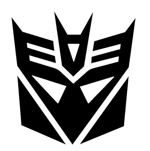 Vinyl Decal #161 Transformers Decepticon Sticker Car Hood Window Laptop - Decepticon Car Decal