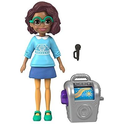 Polly Pocket Karaoke Queen Shani: Toys & Games