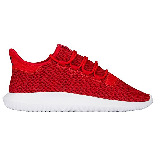 TUBULAR SHADOW - Adidas (12 D(M) US, Red/White)