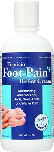 Topricin Foot Pain Relief Cream product image