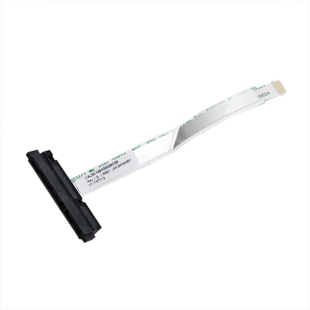 GinTai SATA Hard Drive HDD Cable Replacement for Dell Inspiron 15 5570 5575 P75F CAL50 KNK9Y NBX00028C00