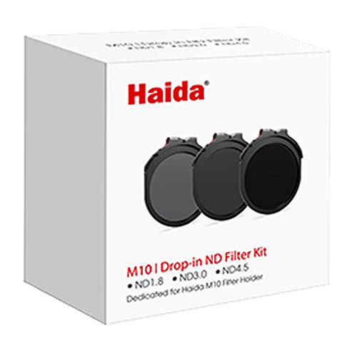 Haida Filters M10 Drop-in ND Filter Kit