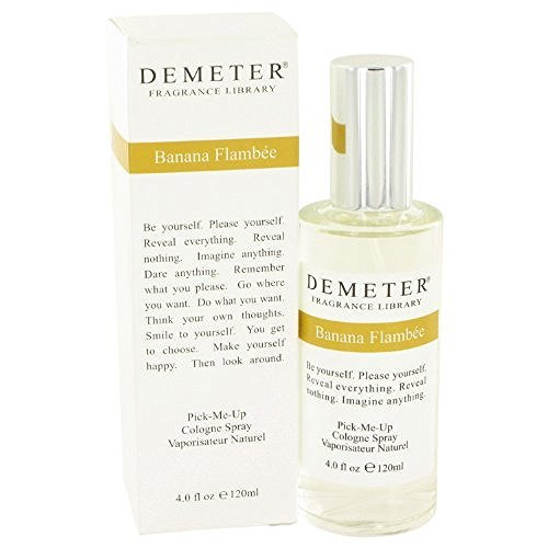 Demeter Banana Flambee - Cologne For Women 4 Oz - Banana Demeter
