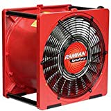 Euramco Safety EA7000 16'' Smoke Removal Fan 1/2 HP 3200 CFM
