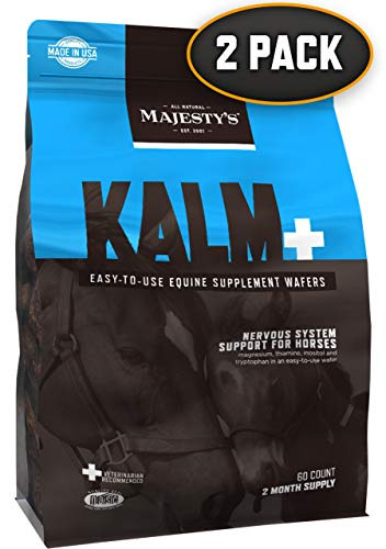 Best Calming Wafers For Horses
