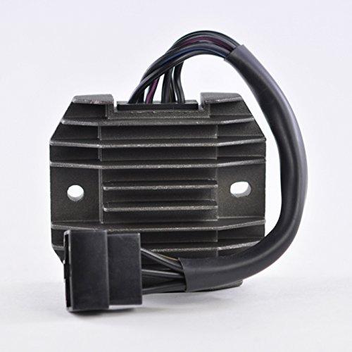 Voltage Regulator Rectifier For Kawasaki VN 800 Vulcan Ninja ZX-6R 1995 1996 1997 1998 1999 2000 2001 2002 2003 2004 2005 2006 OEM Repl.# - Rectifier Kawasaki 1997 1995 Regulator