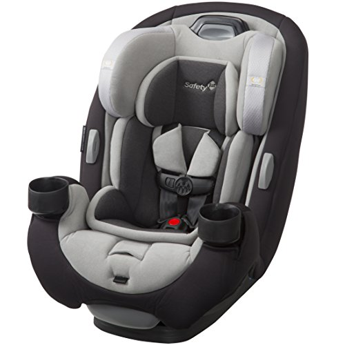 Safety 1st Grow and Go EX Air 3-in-1 Convertible Car Seat, Onyx Crush