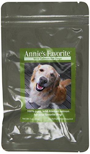 Seabear Annie'S Favorite Wild Salmon For Dogs, 3.0 Ounce