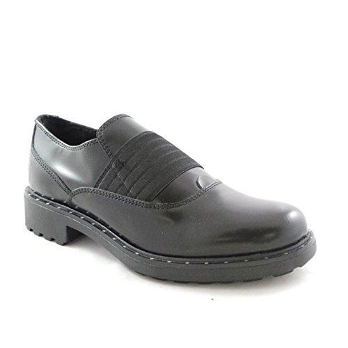 Marco Tozzi 2/24729/29 elison Ladies Black Slip On Casual Shoe HxUSSS
