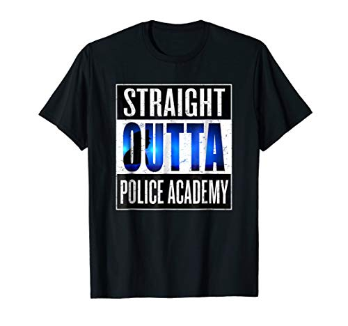 Police Academy Shirt Police Officer Graduation Gift -