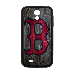 Custom Unique Design Boston Red Sox Samsung Galaxy S4 Silicone Case Kimberly Kurzendoerfer