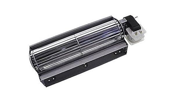 Ventilador tangenziale Motor derecha x horno nevera Estufa Leña Pellets cm 25: Amazon.es: Hogar