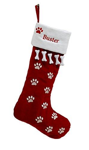 Personalized Pet Stockings - Pet Christmas Stocking Dog