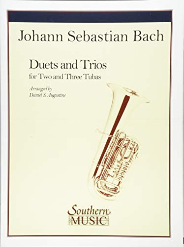 (Tuba Duets and Trios: Tuba Ensemble)