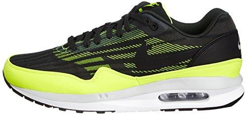 Nike AIR MAX LUNAR 1 JCRD Schwarz Gelb Herren Sneakers Schuhe Neu