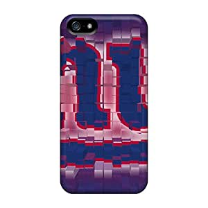 New Design Shatterproof AICvc588YYpNm Case For Iphone 5/5s (new York Giants)