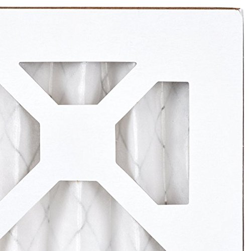 AIRx Filters Allergy 16.5x21.5x1 Air Filter MERV 11 AC Furnace Pleated Air Filter Replacement Box of 12, Made in the USA
