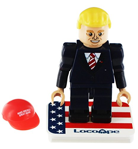 Oyo Sportstoys President Donald Trump Exclusive Mini Figure