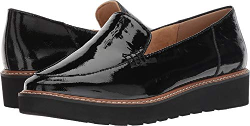 Naturalizer Womens Andie Black Patent Leather