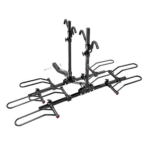 Pro Series 63138 Q-Slot 4-Bike Carrier
