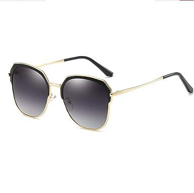 INITIALGRASS Gafas De Sol Para Mujer Con Protección Uv ...